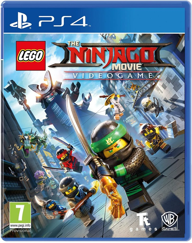 LEGO NINJAGO from thought to theme: Game over