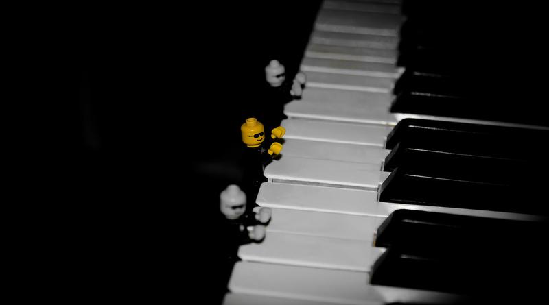 Lego Piano Guys Fi