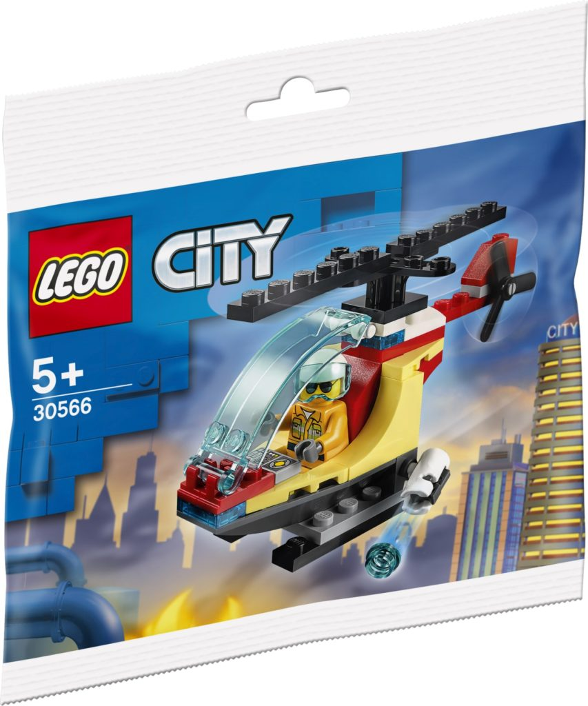 Lego Polybags 2021 City 30566 0001