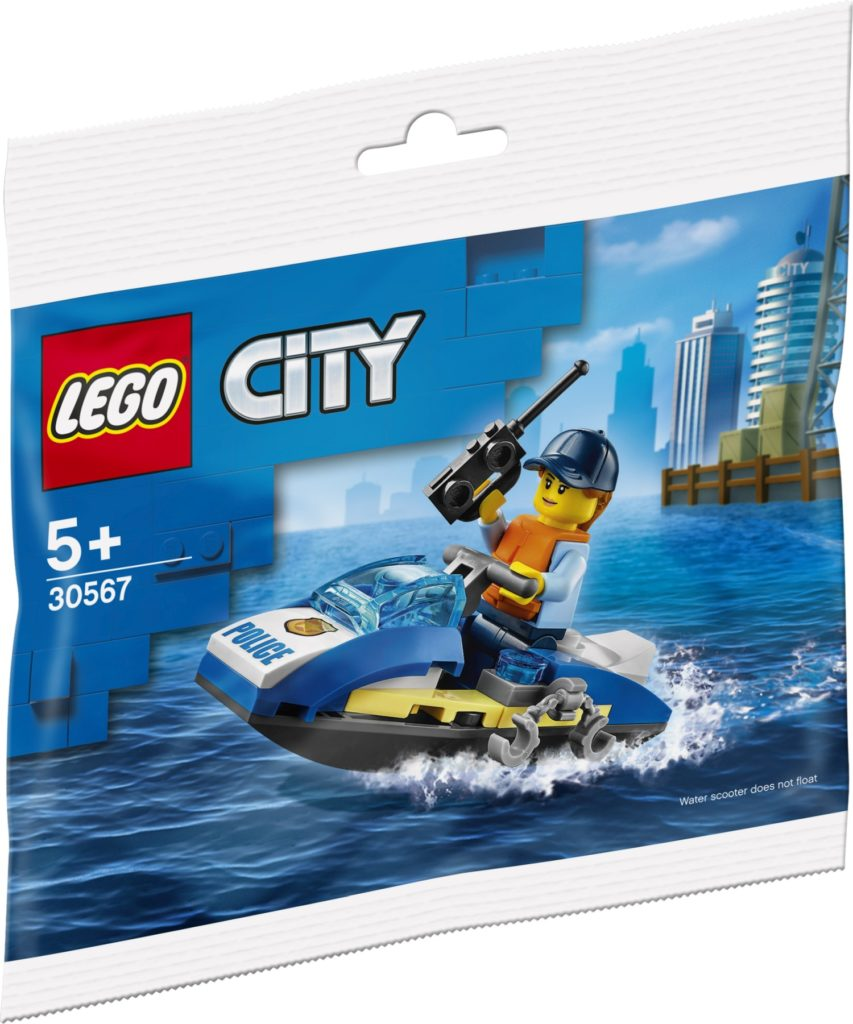 Lego Polybags 2021 City 30567 0001