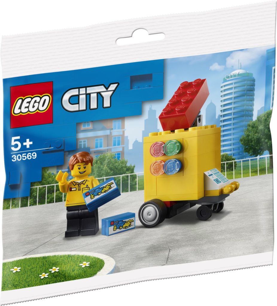 Lego Polybags 2021 City 30569 0001