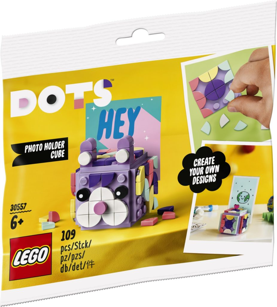 Lego Polybags 2021 Dots 30557 0001