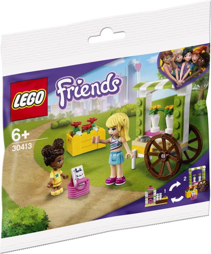 Lego Polybags 2021 Friends 30413 0001