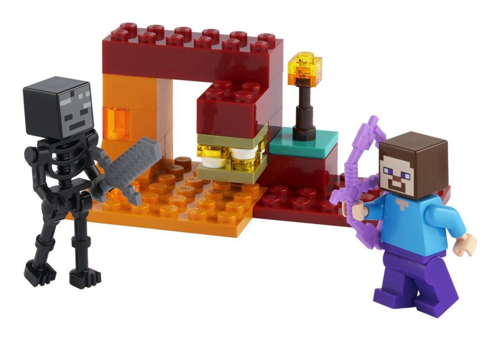 lego polybags 2021 minecraft 30331 0002