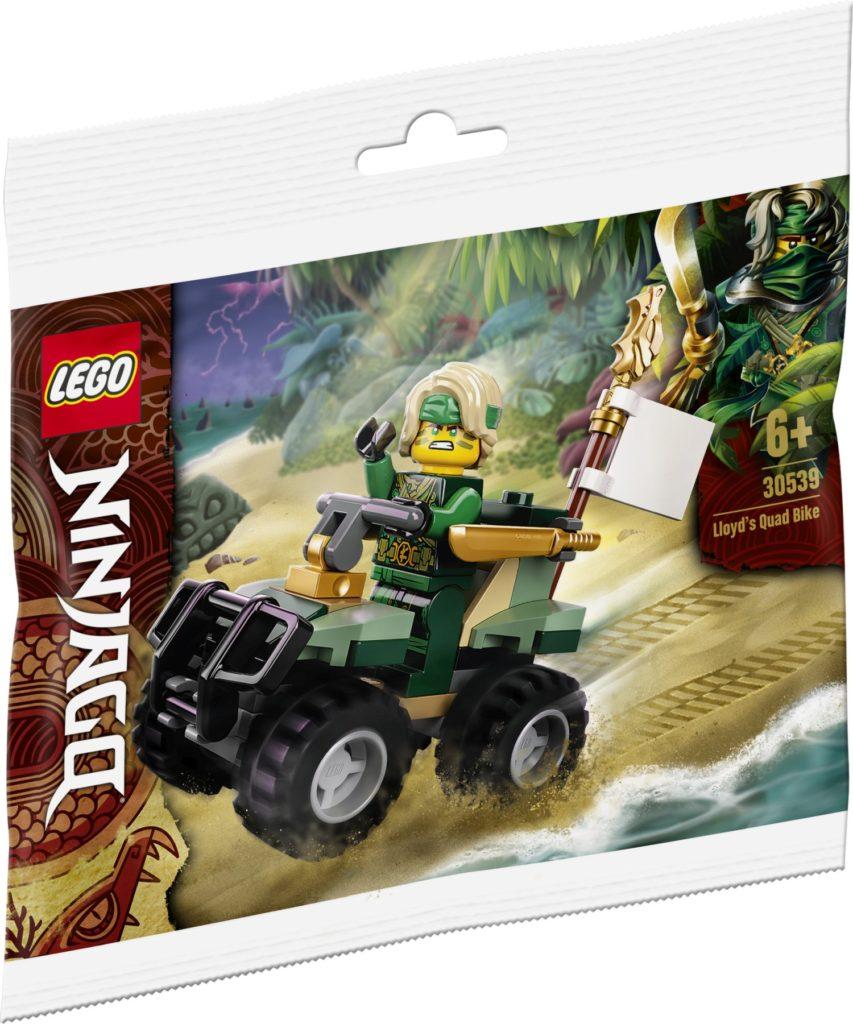 Lego Polybags 2021 Ninjago 30539 0001