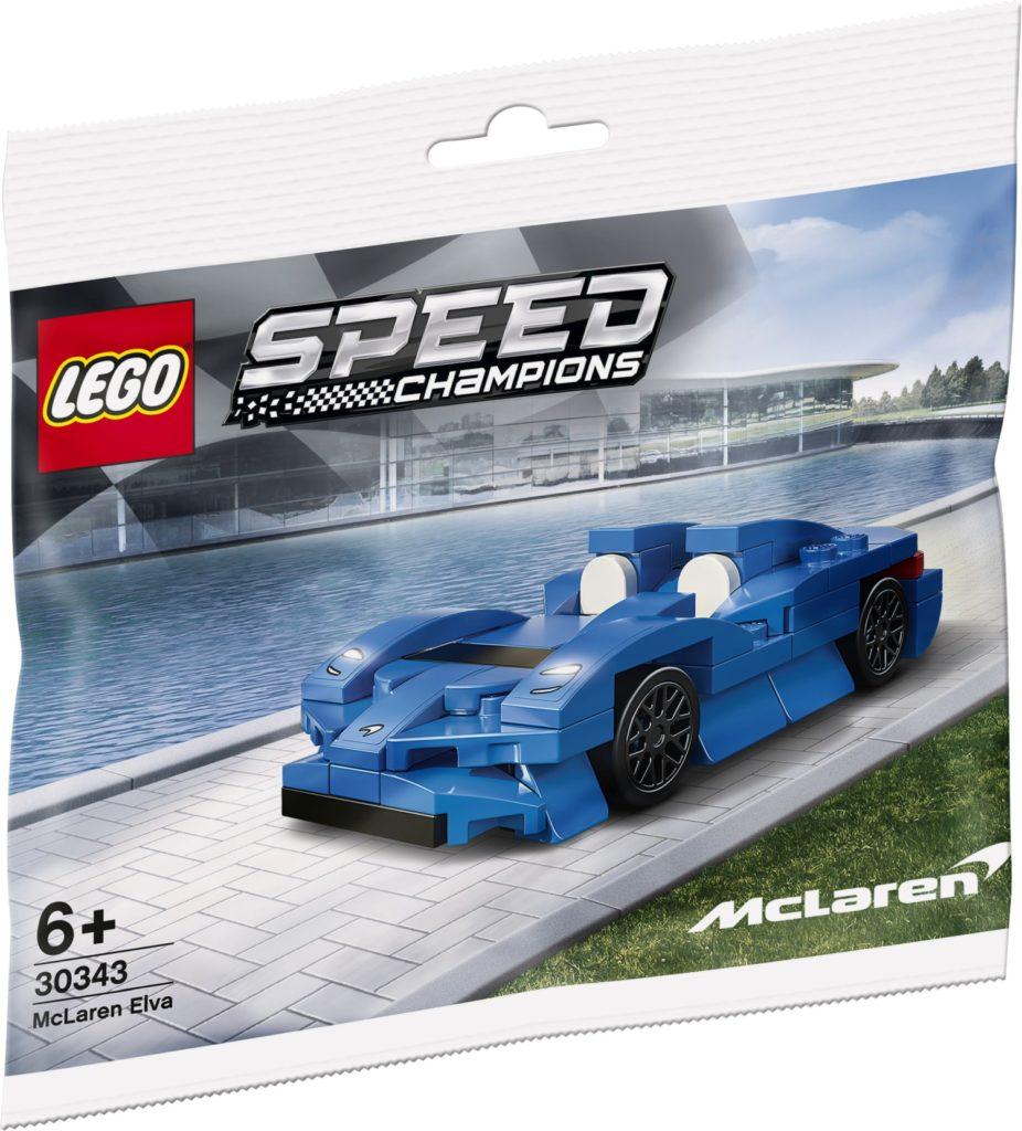 Lego Polybags 2021 Speedchampions 30343 0001