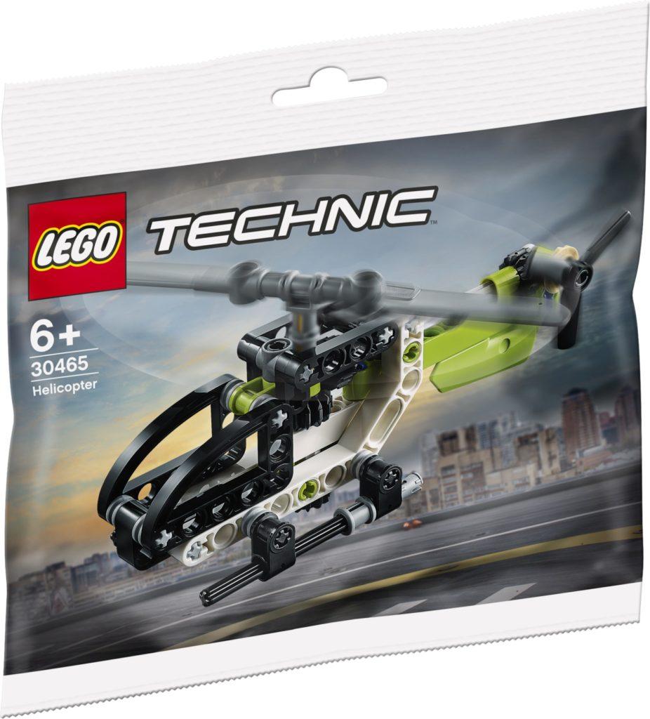 Lego Polybags 2021 Technic 30465 0001