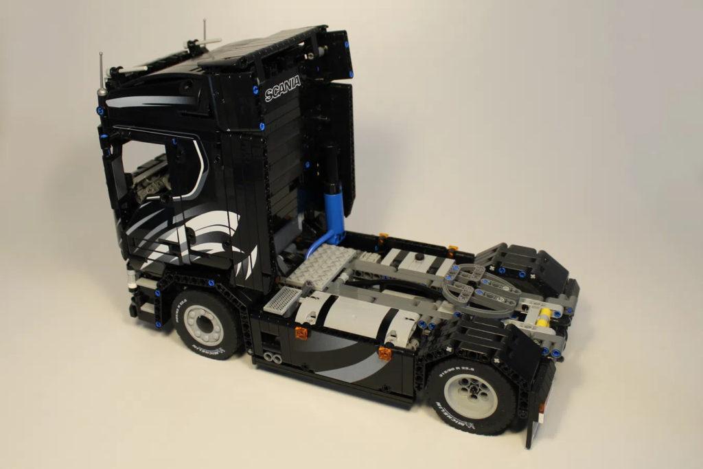 Lego Scania Truck 3
