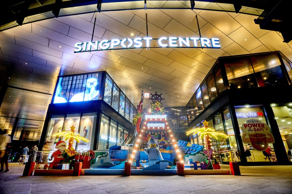 Lego Singapore Mall Festival 1