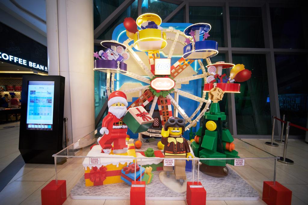 Lego Singapore Mall Festival 4