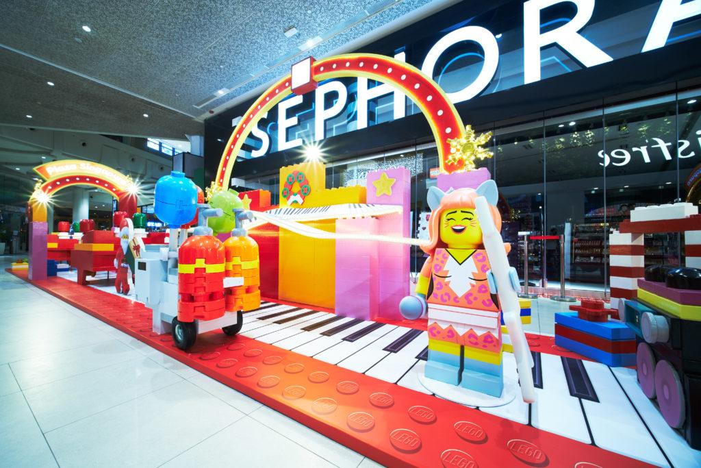 Lego Singapore Mall Festival 5