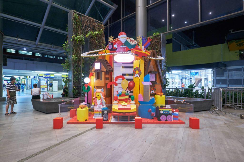 Lego Singapore Mall Festival