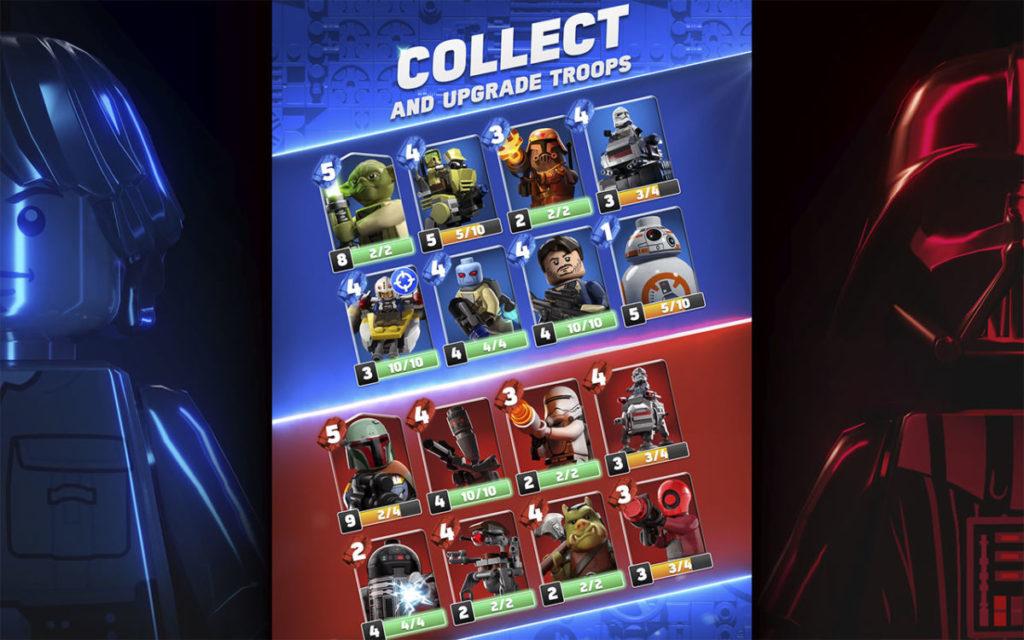 lego star wars battles screenshot 2