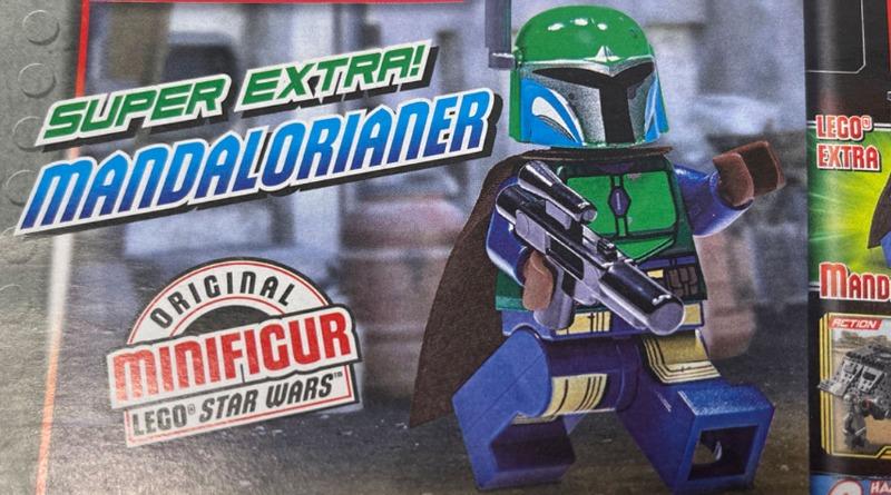 Lego Star Wars Magazine Issue 67 Next Issue Featured