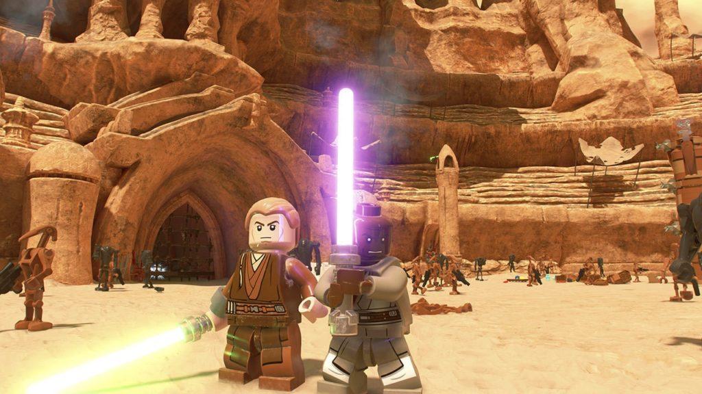 LEGO Star Wars: The Skywalker Saga video game