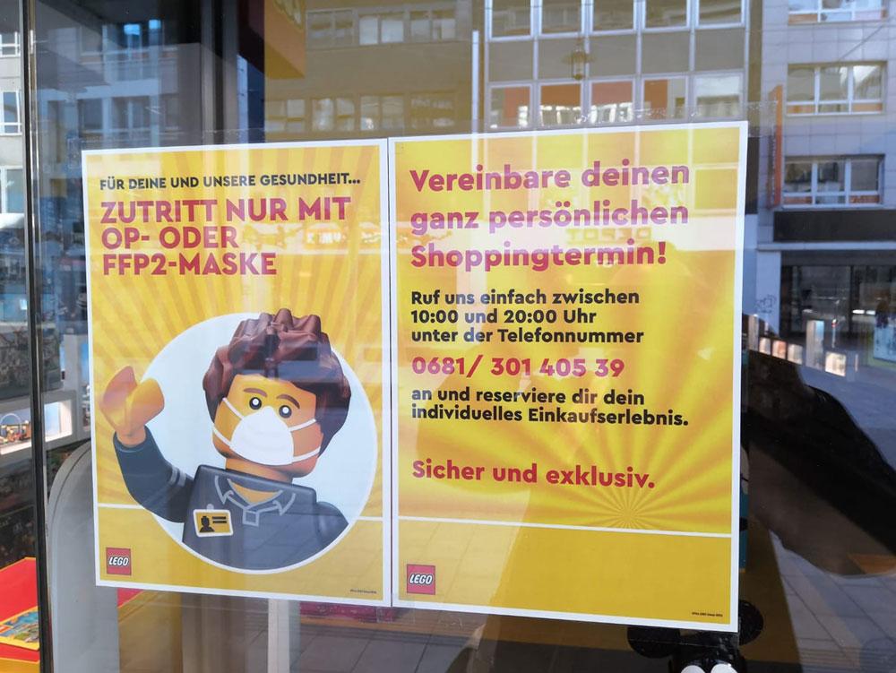 Lego Store Saarbruecken