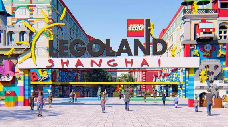 Legoland Shanghai Featured