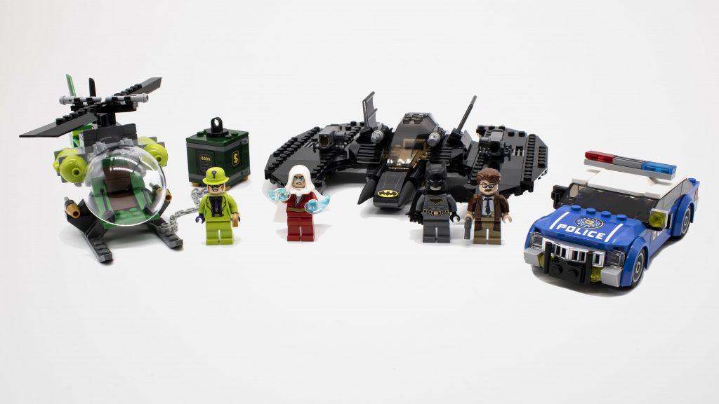 LEGO DC Super Heroes 76120