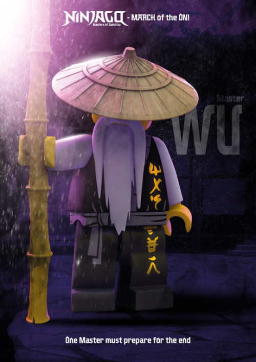 March Of The Oni Wu 1