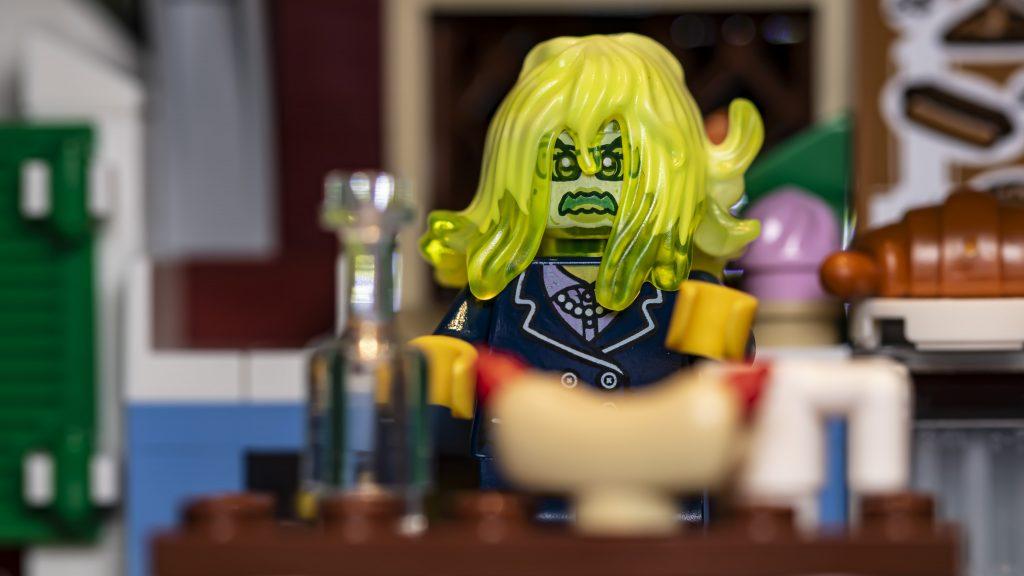 monster in canteen
