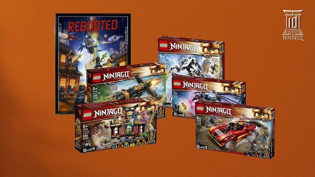 Ninjago Contest 10 Years Lego Prize