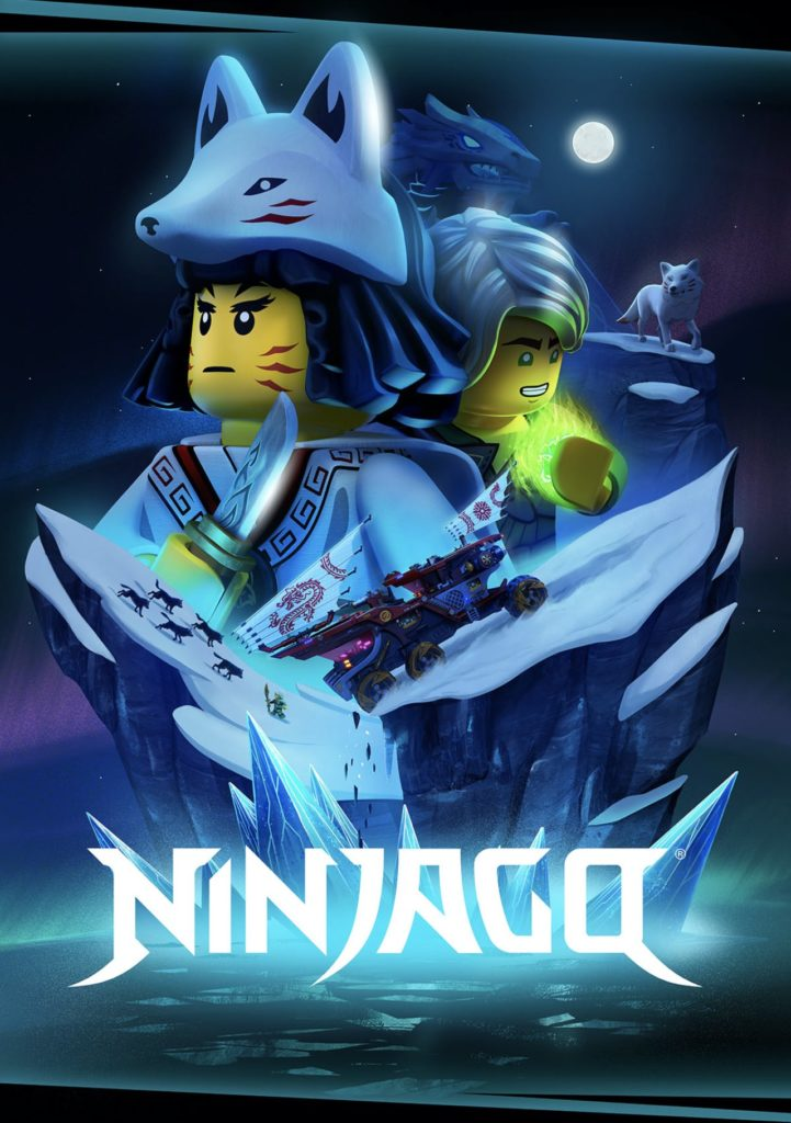 Ninjago Ice Chapter Poster