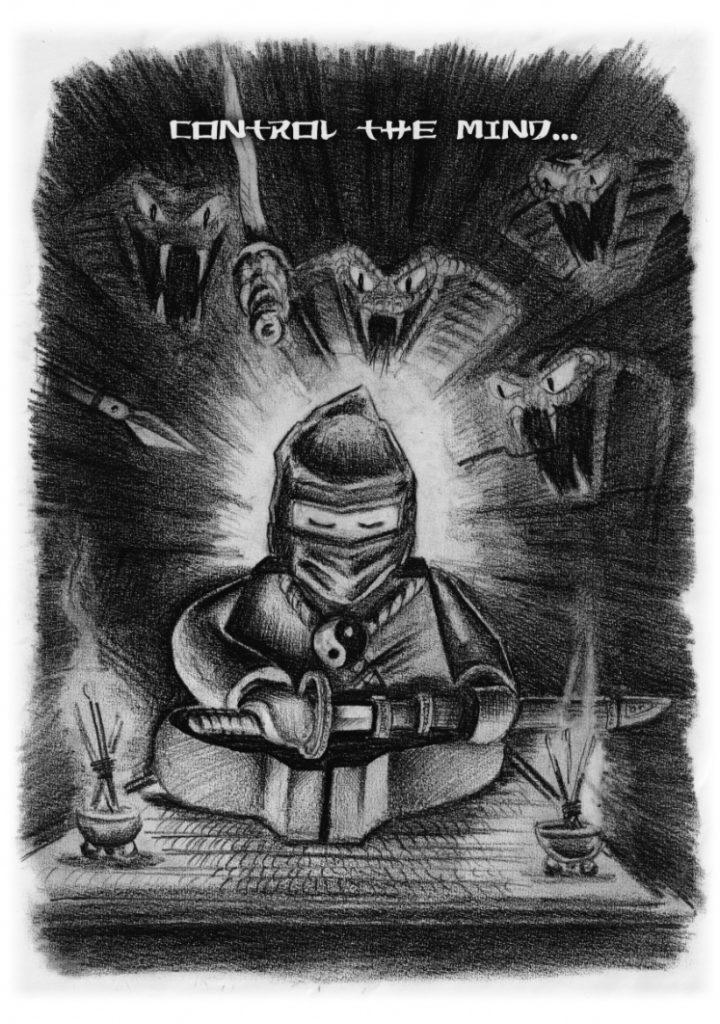 Ninjago Internal Drawing 1