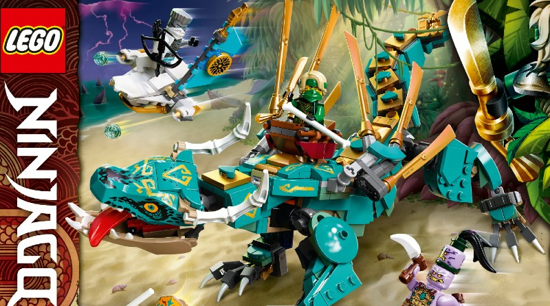 Ninjago Lego Seaosn 14 Prices Revealed Featured