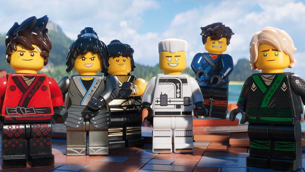 Ninjago Movie Ninja Lego