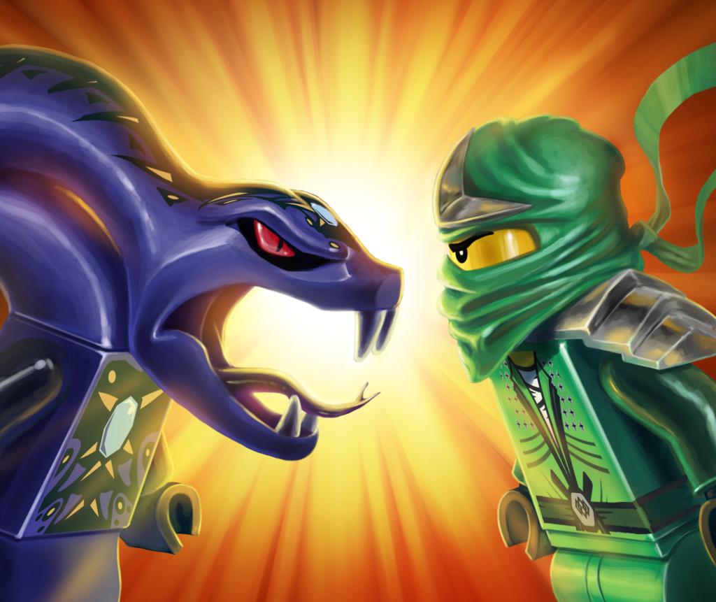 Ninjago Opposition