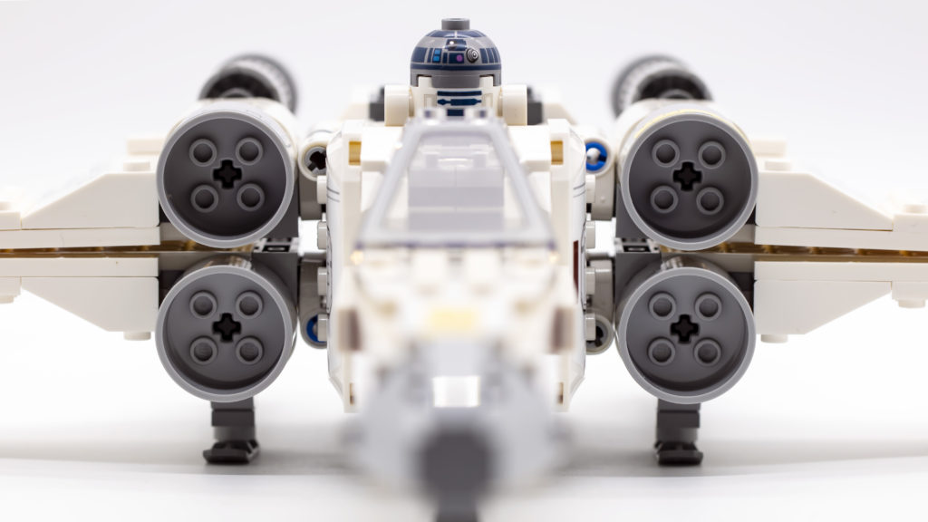 R2 Front View