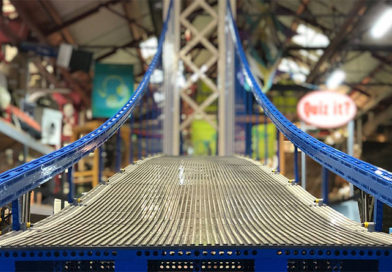 Guinness World Record broken for longest LEGO bridge
