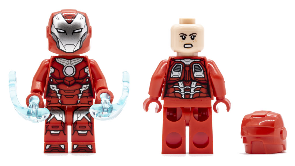 Rescue Minifigure