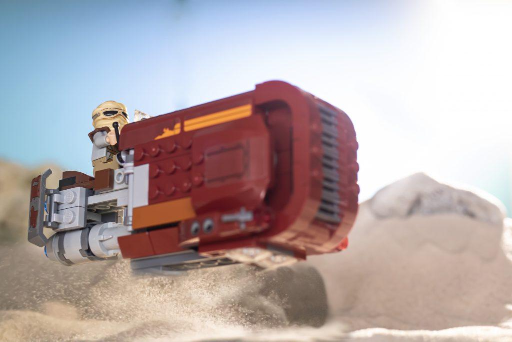 Rey Speeder Action Shot 1024x683