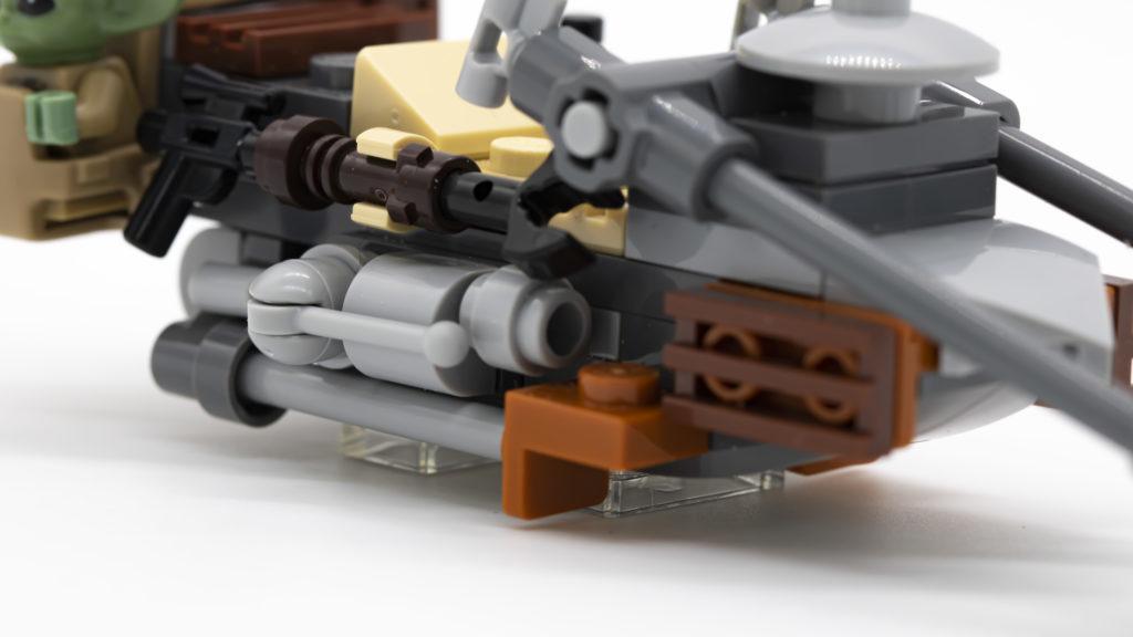 speeder details white backgroudn