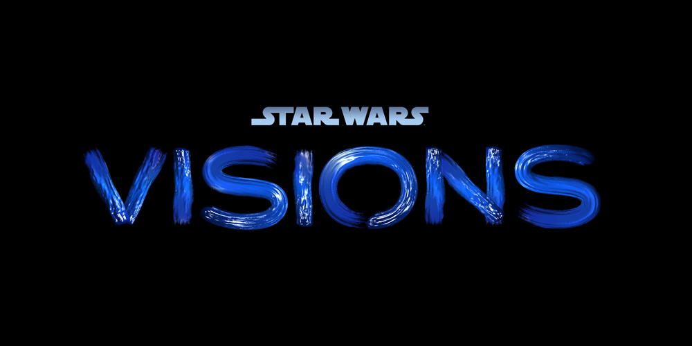 Star Wars Visions Logo
