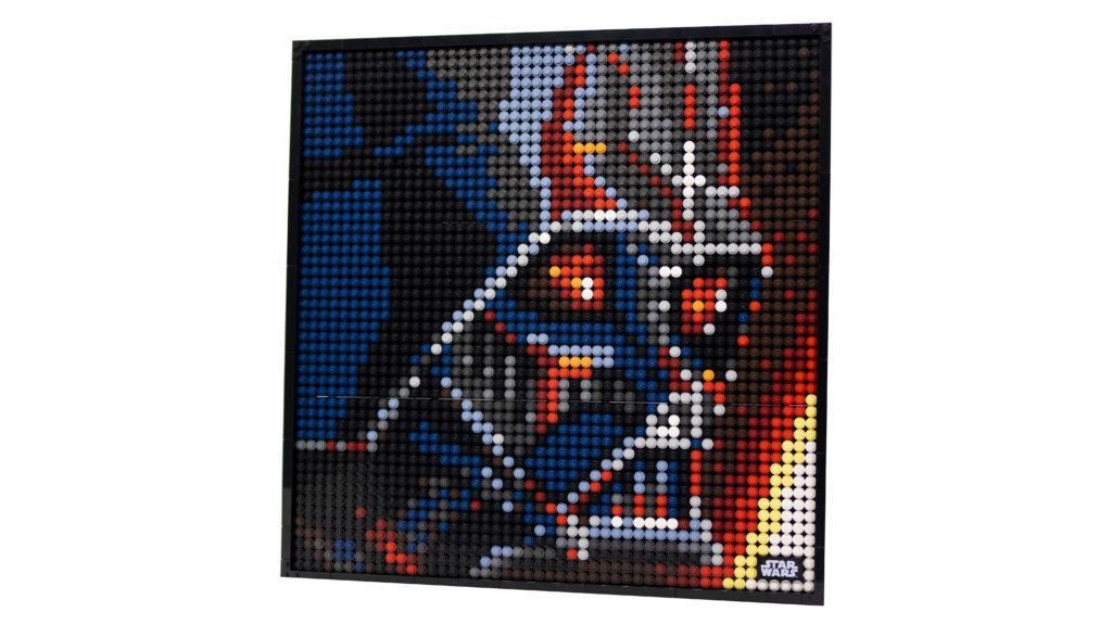 Vader Full Frame Angled